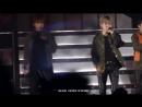 [MORI ↑ AGATTEYO] 160130 GOT7 - LOVE TRAIN (Фокус на Джейби) @ Zeep Tour в Осаке D-3