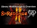 Shreddage 2 SRP Virtual Metal Guitar for Kontakt VST/AU/AAX