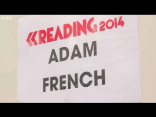 Adam french's bbc introducing story