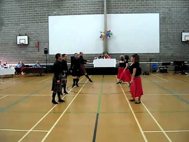 Links with St Petersburg - RSCDS Edinburgh @ Newcastle Scottish country dance Festival 2011