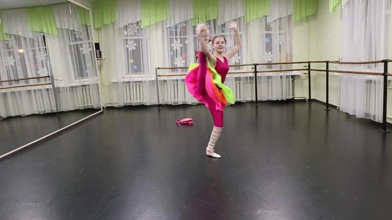 Чумаченко Дарья студия хореографии Вдохновение - Пеппи длинный чулок » FreeWka - Смотреть онлайн в хорошем качестве