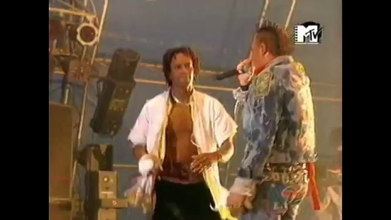 The Prodigy Live @ 27 September 1997 Russia Moscow Manege Square MTV Proshot