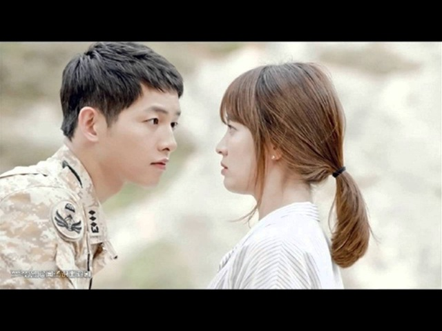 Everytime DescendantsOfTheSunOst 太阳的后裔 ChenEXO MPunch