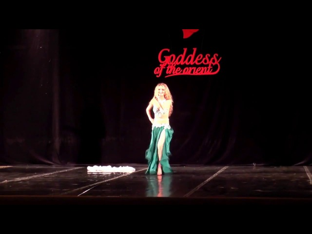 Samoteeva Anna Goddess of the Orient 2016