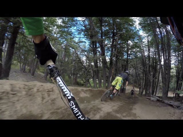 Nevados de Chillan Chile Mountain Biking video 14