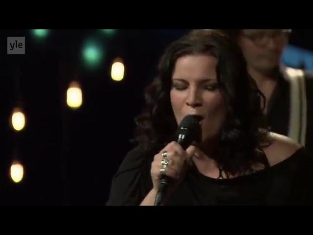 1991 Sweden Eurovision cover Hanna Pakarinen Fångad av en stormvind