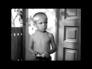 Георгий Данелия «Серёжа» — советский художественный фильм 1960 года