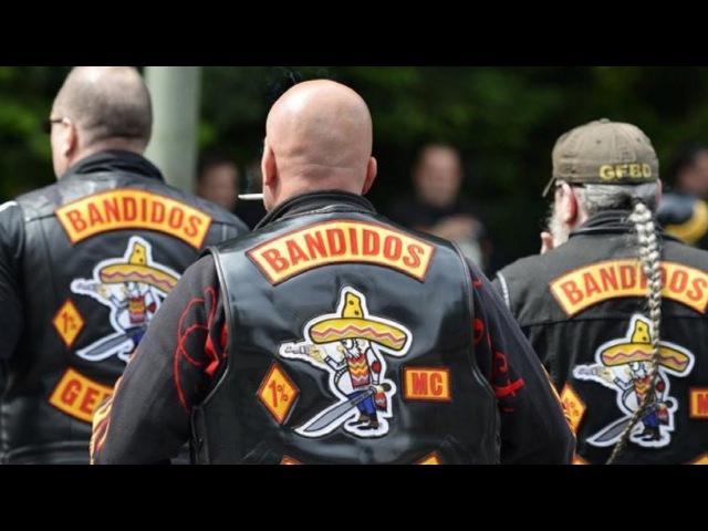Gangland Армия Бандидос Bandidos MC