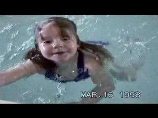 Все олимпийские чемпионы по плаванию когда-то начинали свой путь. Команда СШАENG