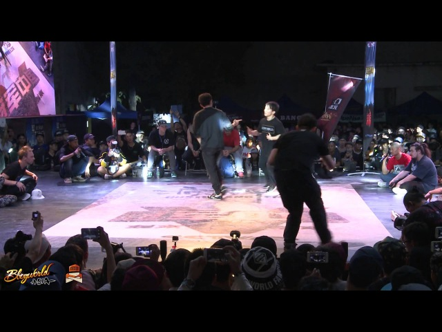 Harrien(TW) vs Pocket(KOR) | Semi-Finals | The Last Samurai | Hustle Freeze Vol.10