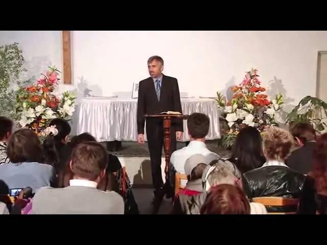 Нагорная проповедь Иисуса Христа(5) - Лисичный А.