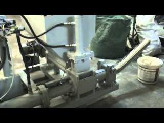Деревообработка-Пресс гидравлический для брикетирования опилок пгб-100
