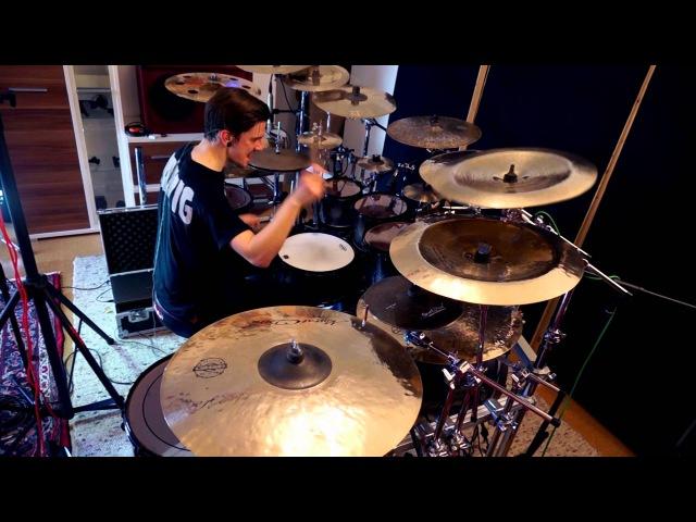 Behemoth - Defiling Morality ov the black God - Drum Cover by David Diepold