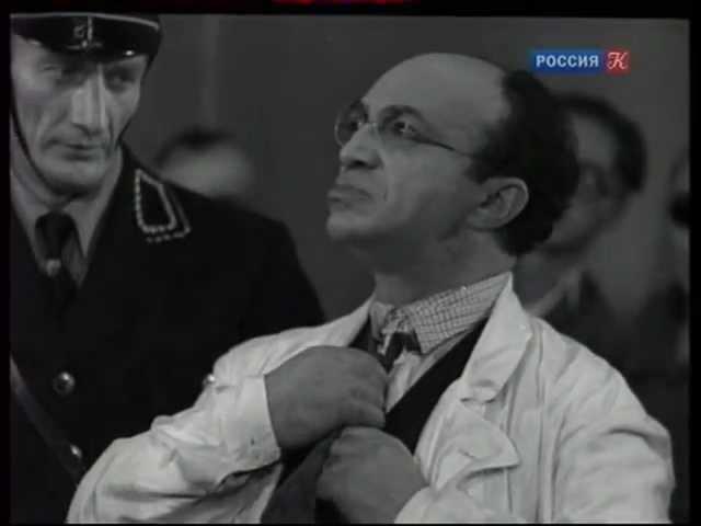 Шедевры старого кино Соломон Михоэлс Еврейское счастье