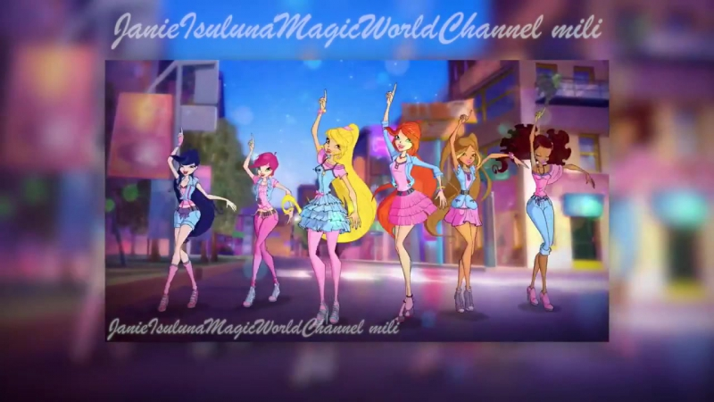 Winx Club 6: Opening 2 [Trussian | DVD Version]