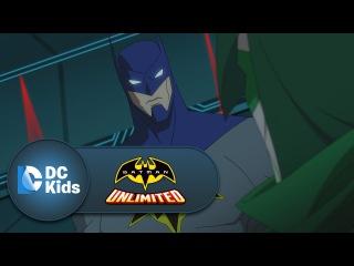 Super Hero Training Battle | Batman Unlimited | Episode 7