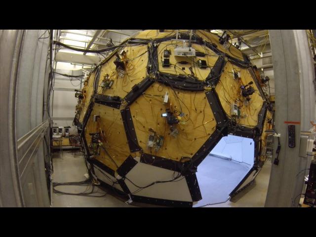 (ShortVideo) The Panoptic Studio: A Massively Multiview System for Social Motion Capture - ICCV 2015