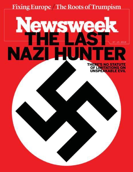 Newsweek USA - 15 July 2016