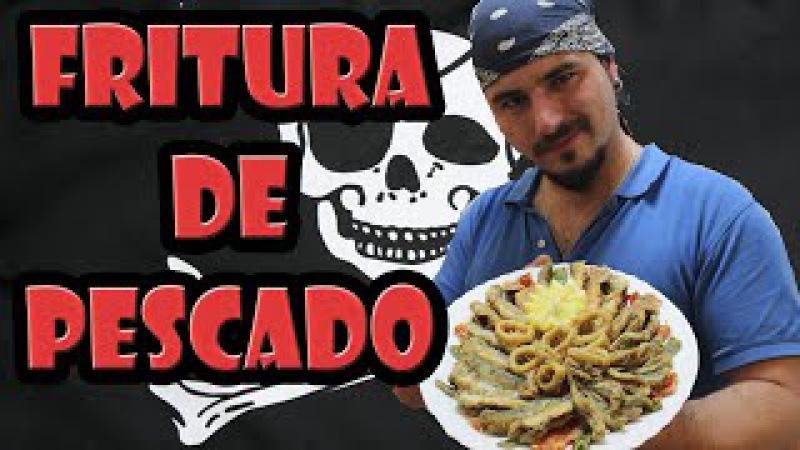FRITURA DE PESCADO O FRITURA ANDALUZA - La Cocina