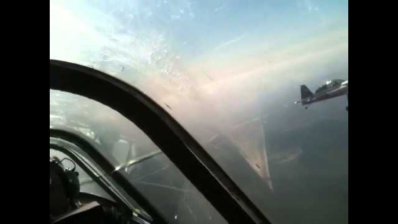 Як 52 и Як 54 высший пилотаж