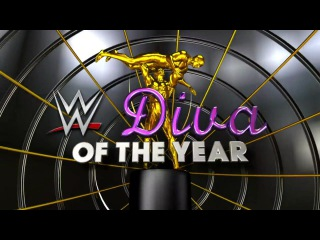 Diva of the Year: 2015 WWE Slammy Awards - Live on Raw This Monday