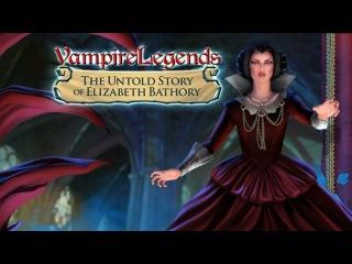 Vampire Legends 2: The Untold Story of Elizabeth Bathory Gameplay HD 720p