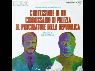 Confessione di un commissario di polizia - Riz Ortolani (1971)
