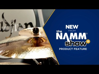 Live at NAMM 2016 - Zildjian S Series