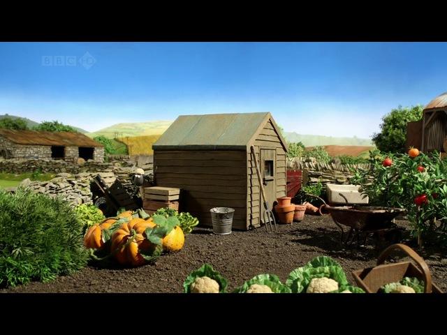 Барашек Шон / Shaun the Sheep: серия 49. Тимми гигант (Supersize Timmy)