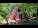 Lake Lure Real Estate Affordable A Frame Cabin on Half Acre 108 Sir Galahad Drive Lake Lure NC