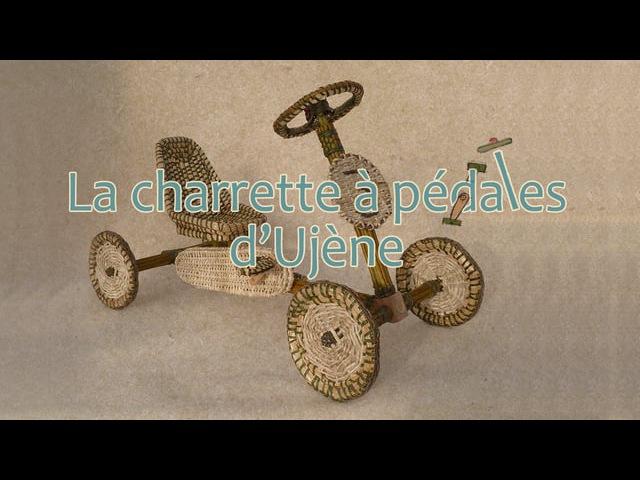 La charrette à pédales d'Ujène