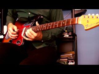 Neil Zaza - I'm alright (My guitar cover)