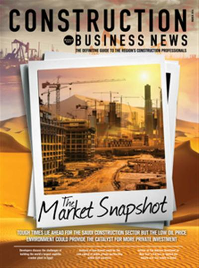 Construction Business News ME - March 2016