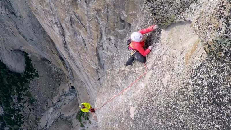 Sasha DiGiulian и Kevin Jorgeson покоряют очередную вершину