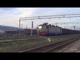 Trenuri CFR Calatori si CFR Marfa in Drobeta Turnu Severin Trains CFR railways