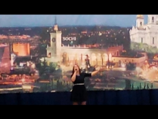 "Анастасия Качур ""Listen"" (Гала-концерт)"