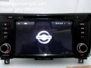 Ouchuangbo Nisssan QashQai 2014 multimedia radio system android 4.4 sytem
