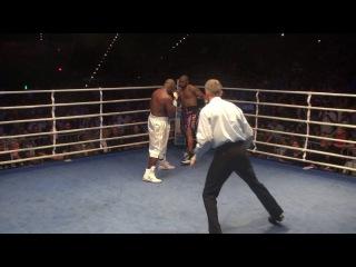 Island Fights 38 Roy Jones Jr vs Rodney Moore