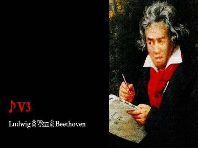 【Gachimuchi】Beethoven Pathetique Sonata 3rd movement——Ludwig♂van♂Beethoven