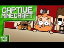 THREE MEN IN A BED Captive Minecraft 1 10 13