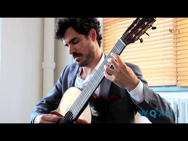 Pablo Villegas plays the Gran Jota de Concierto by Tárrega