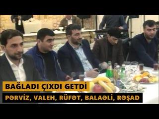 BALADI IXDI GETD (Perviz Bulbule, Resad Dagli, Rufet Nasosnu, Valeh Lerik, Balaeli) Meyxana 2017