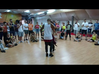 Summer Sensual Days 2016 - Rovinj - Albir & Sara - Slow Motion DEMO