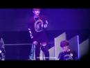 [MORI ↑ AGATTEYO] 160130 GOT7 - Angel (Фокус на Джейби) @ Zeep Tour в Осаке D-3