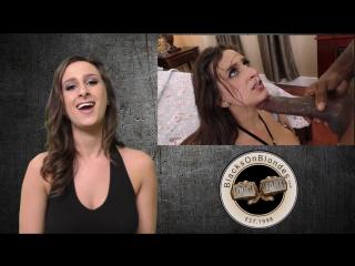 Ashley Adams - BlacksOnBlondes (#Trailer)