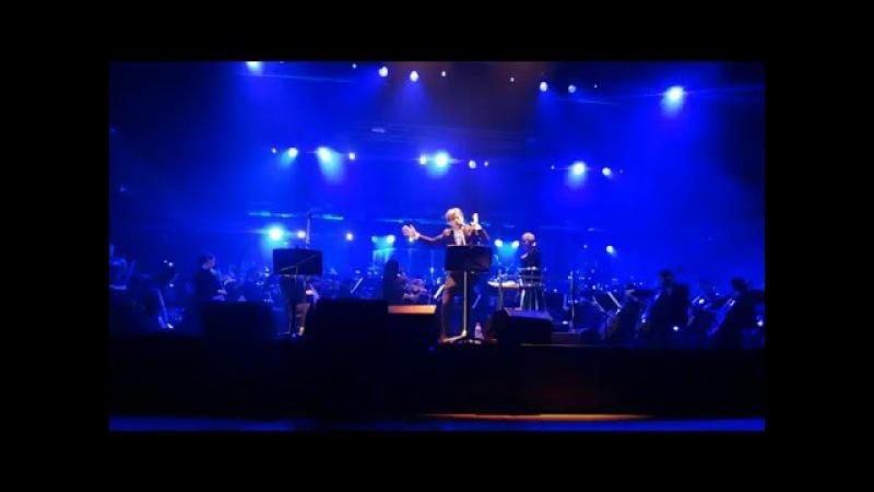 Би 2 Её глаза с симфоническим оркестром Красноярск 23.04.16