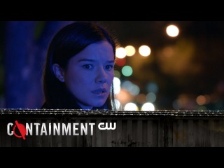 Containment | Hanna Mangan Lawrence Character Interview | The CW