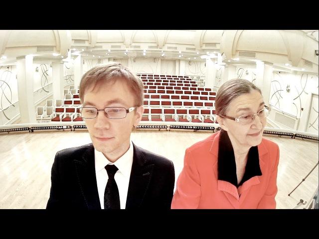 Adolf Hesse Fantasia in D minor op. 87 / А. Хессе Фантазия Ре минор соч. 87