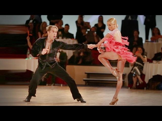 Riccardo Cocchi Yulia Zagoruychenko Disney 2016 Showdance Samba Original