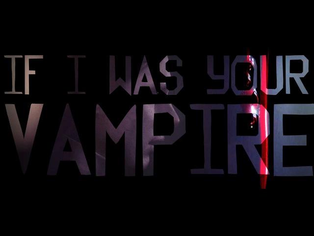 Dirk Todd | If I Was Your Vampire (Dirk Gently Vampire au)